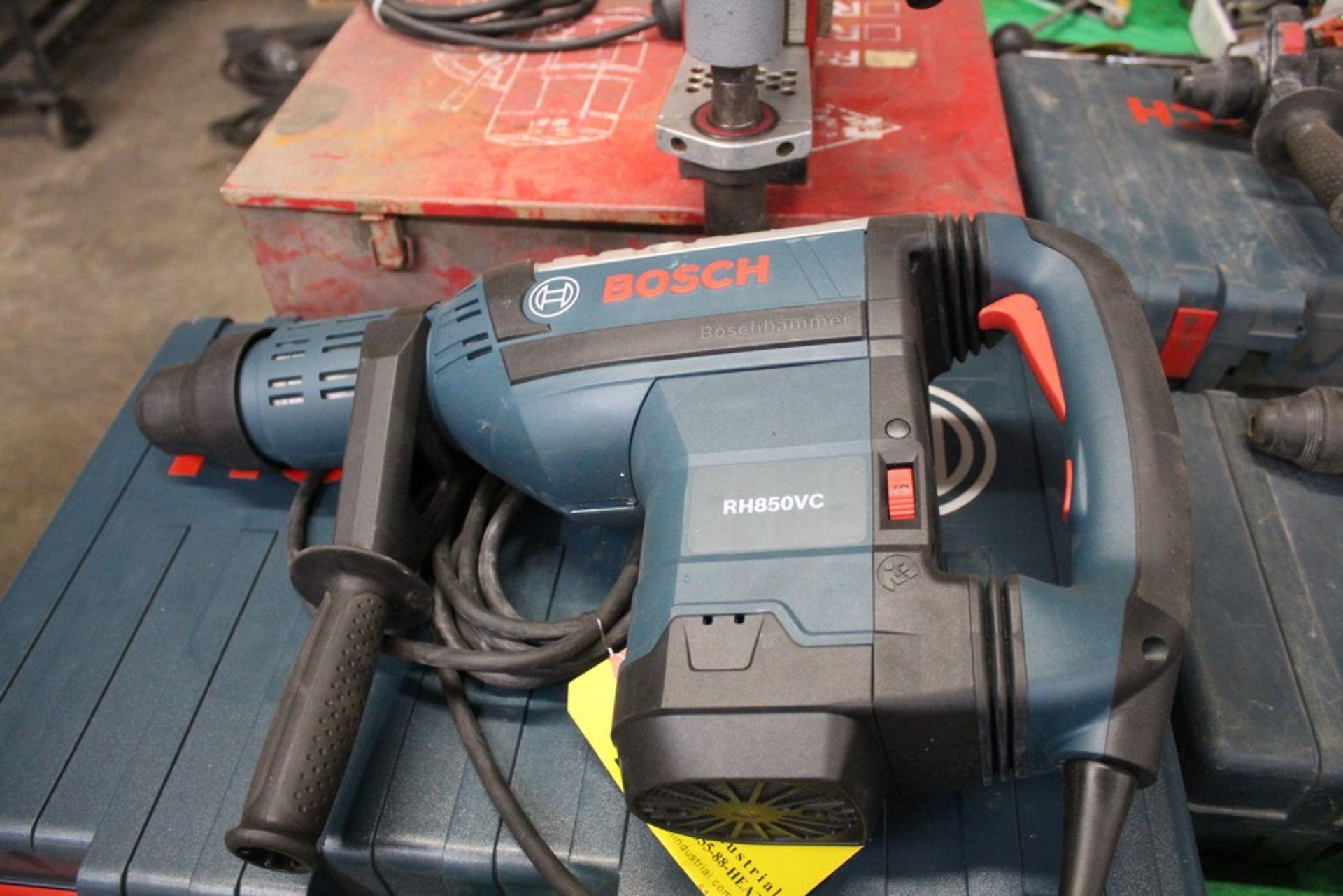 Lot 2 - BOSCH MODEL RH850VC ROTARY HAMMER
