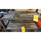 Lot 11 - Lot of Asst. Gray, MasterCraft, Proto Wrenches
