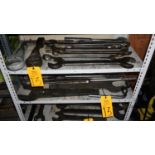 Lot 13 - Lot of Asst. Wrenches
