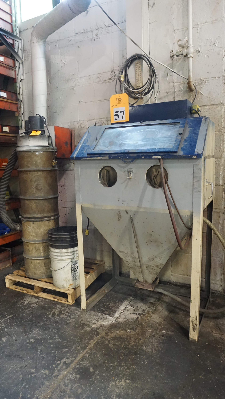 Lot 57 - Standard Sand Blast Cabinet