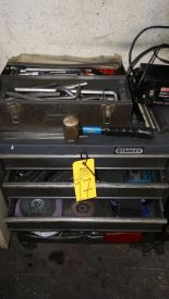 Lot 17 - Tool Box with Contents