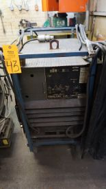 Lot 43 - Lincoln Model IdealArc R3R-500 Variable Voltage DC Arc Welding Power Source, Serial Number: 536959