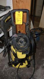Lot 15 - Karcher Pressure Washer