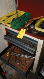 Lot 16 - Tool Box with Contents