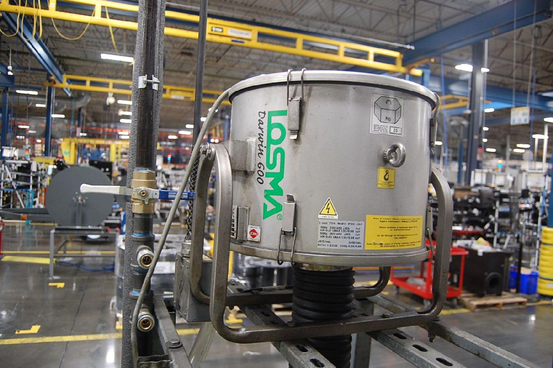 Lot 15 - Better Engineering Model Impulse II Parts Washer