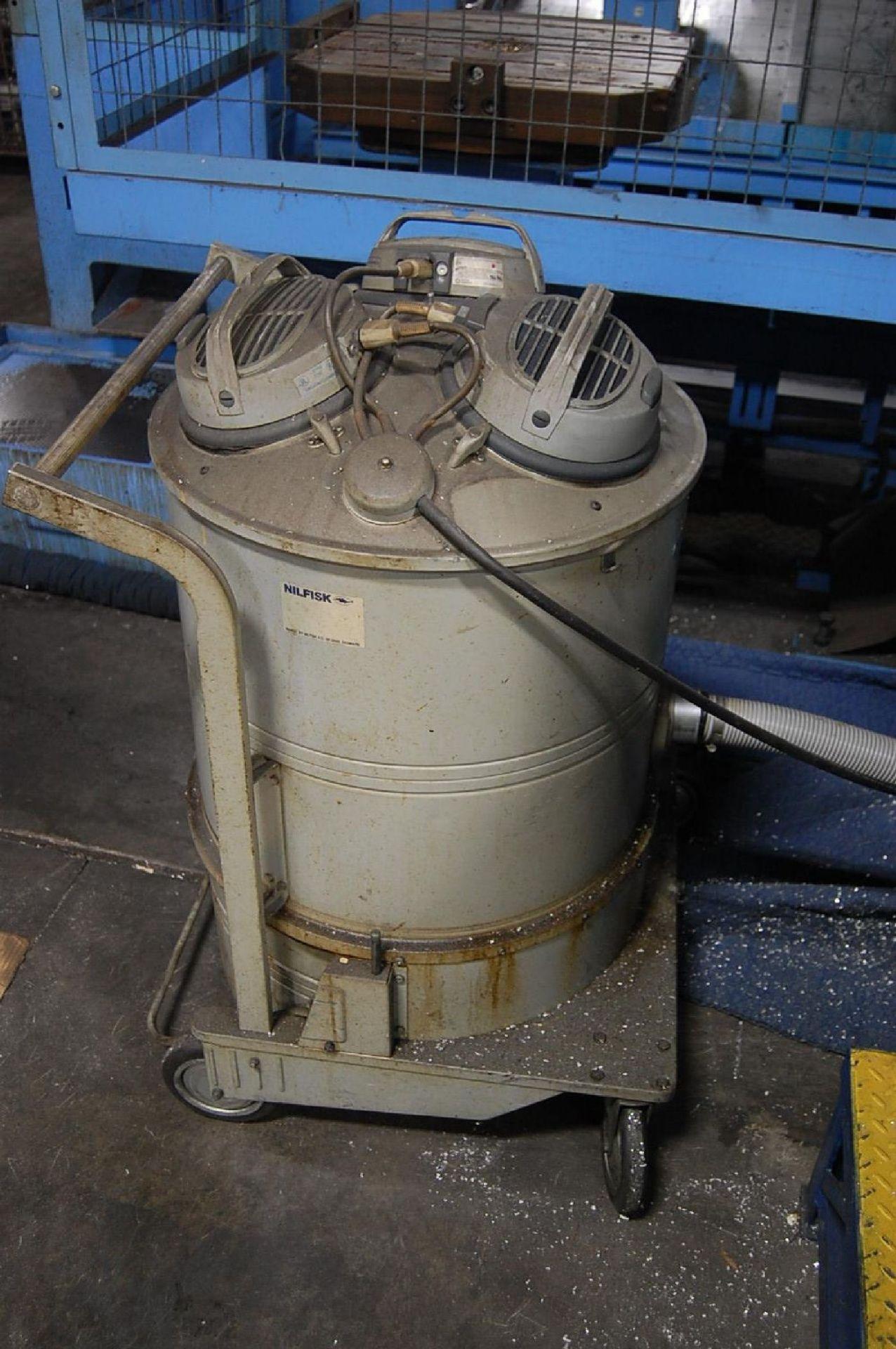 Lot 10 - Nilfisk Vacuum System