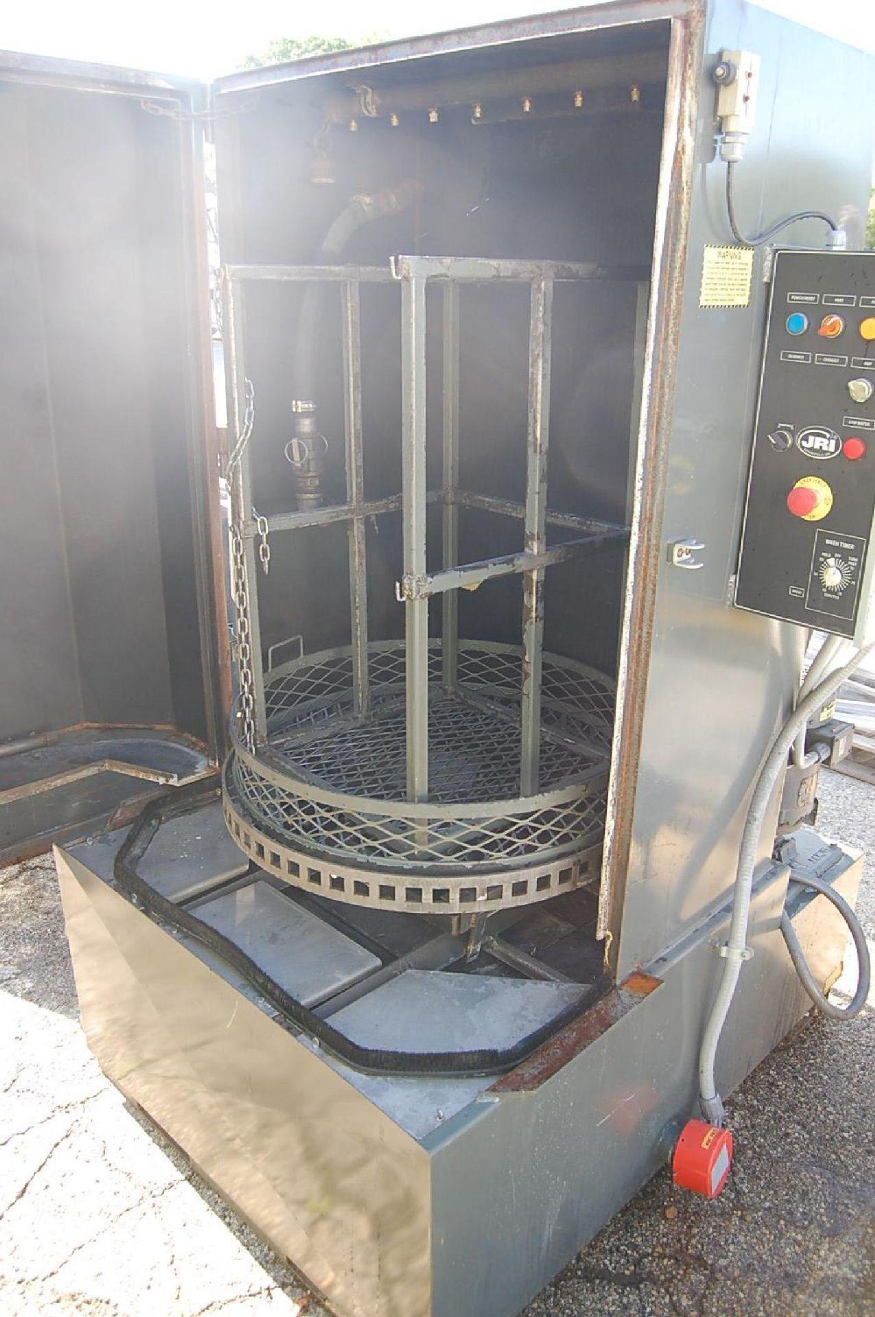 Lot 14 - JRI Model PCS-3142F Front Loading Vertical Parts Washer