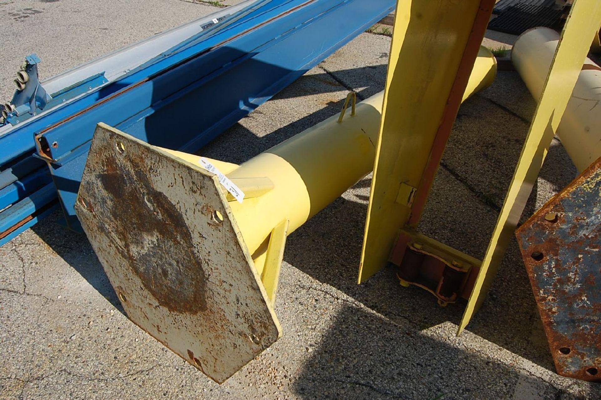 Lot 31 - Abell-Howe 1/2-Ton Floor Standing Jib Crane
