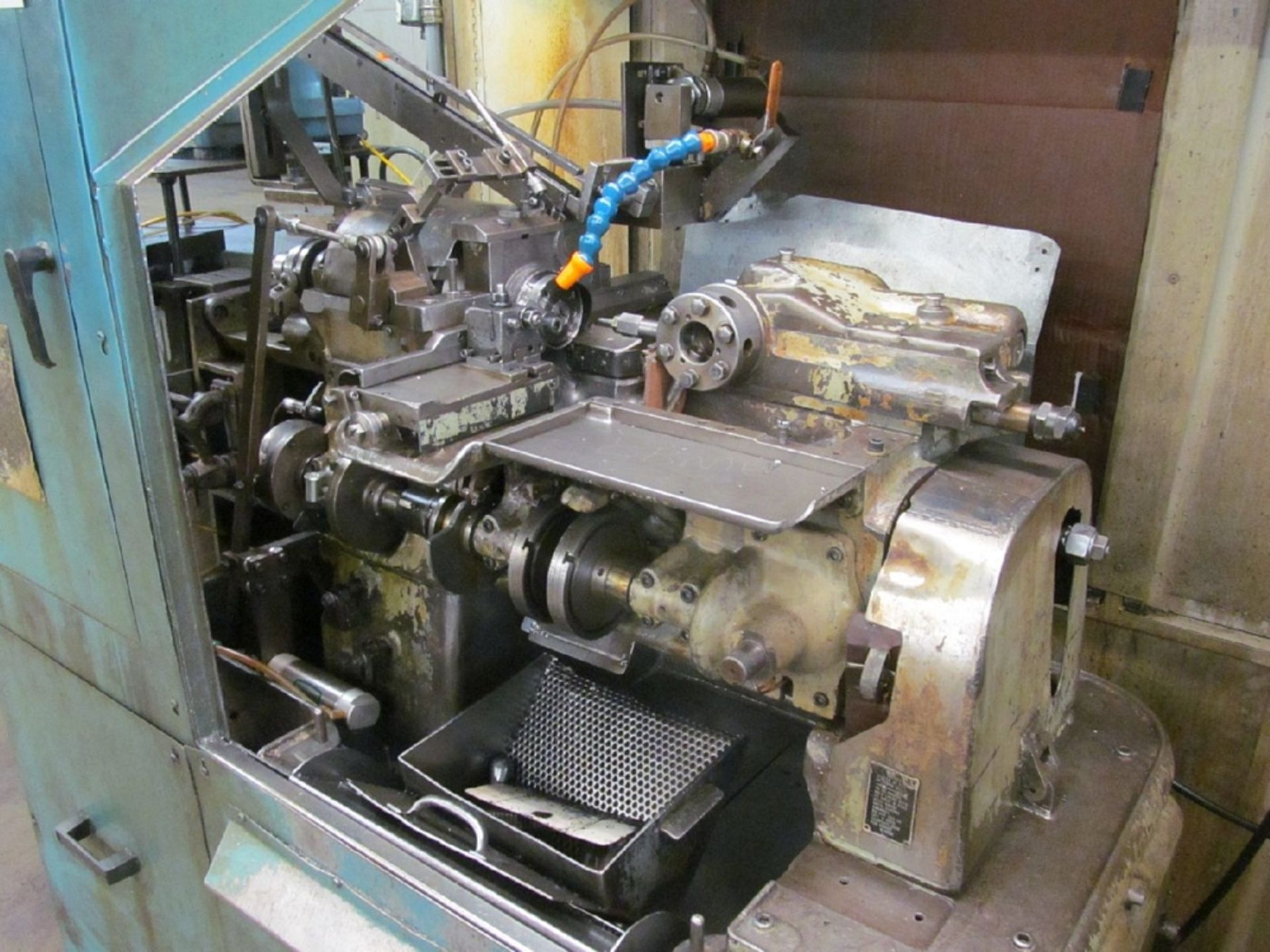 Lot 516 - Brown & Sharpe Model 0G Screw Machine