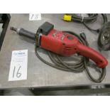 Milwaukee Cat # 5196 Electric Die Grinder