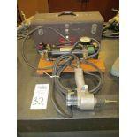 Hi-Shear #BH245 Air-Hydraulic Pump Assembly w/ BG2500 Fastener Tool