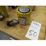 Enerpac Model RC-302 30 Ton Hydraulic Cylinder Ram