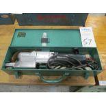 Biax Model 8EM Electric Scraper