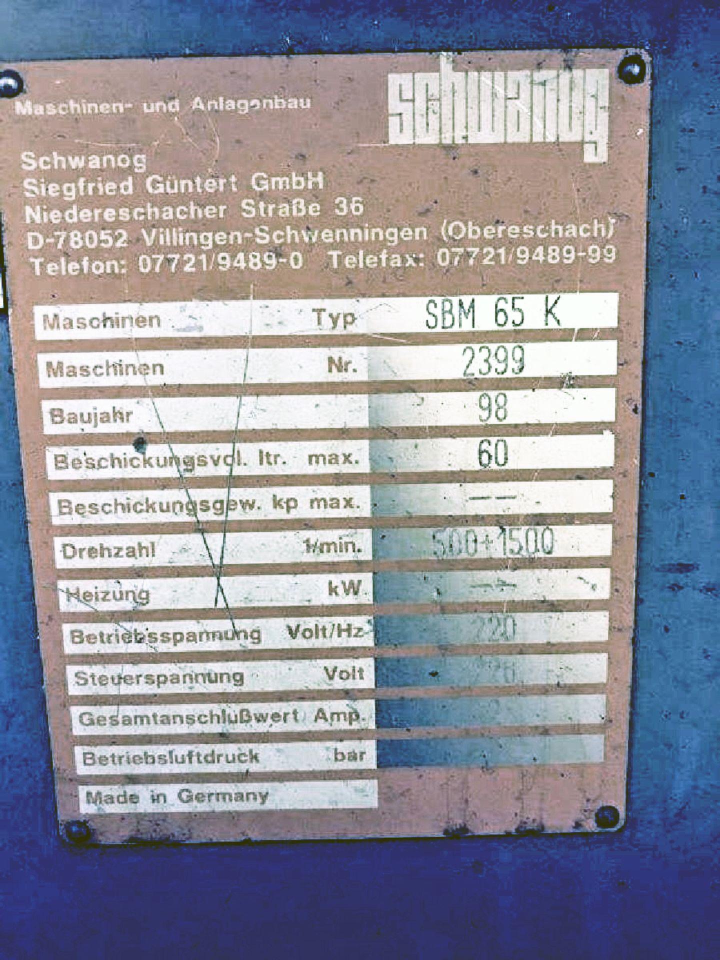 "Lot 5252 - Model SBM 65 K 24"" X 48"" Sifter"