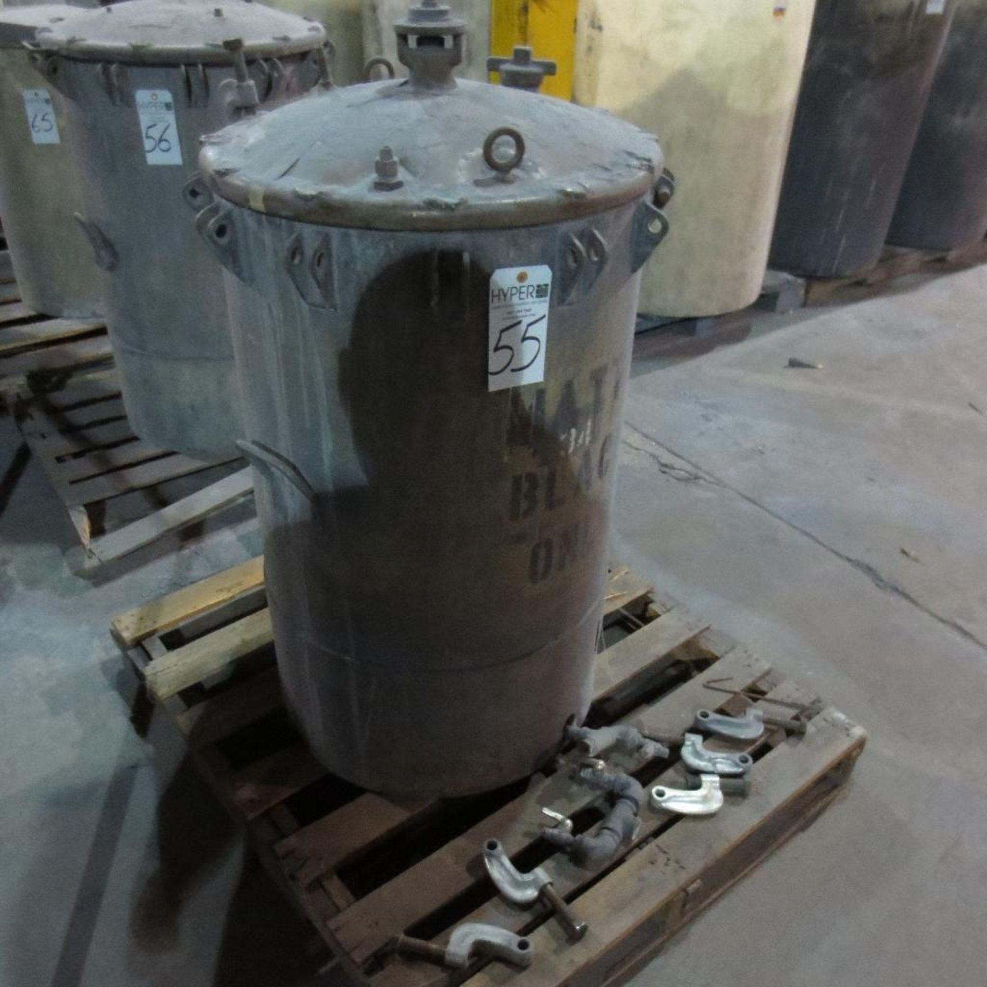 """Lot 55 - (Est) 40"""" X 24"""" Pressure Pot"""