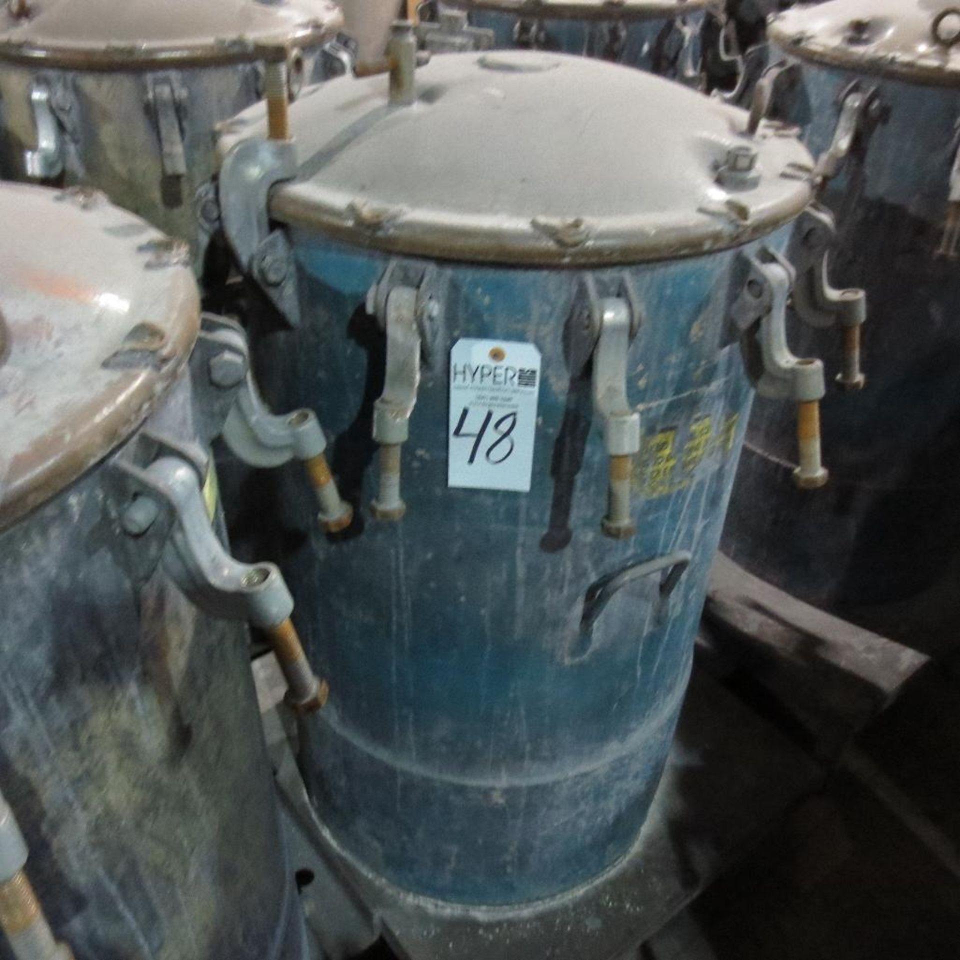 """Lot 48 - (Est) 40"""" X 24"""" Pressure Pot"""