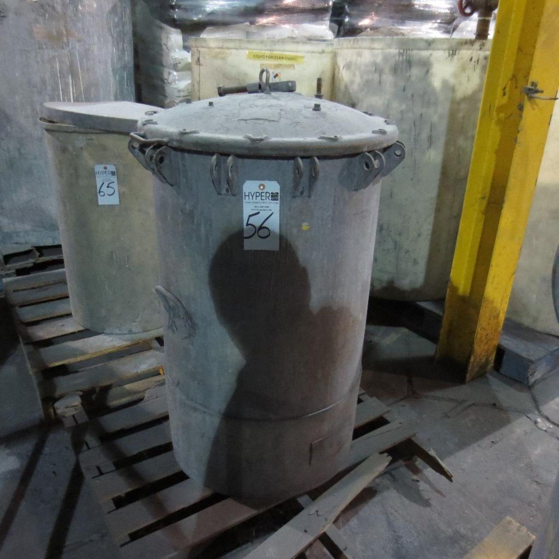 """Lot 56 - (Est) 40"""" X 24"""" Pressure Pot"""