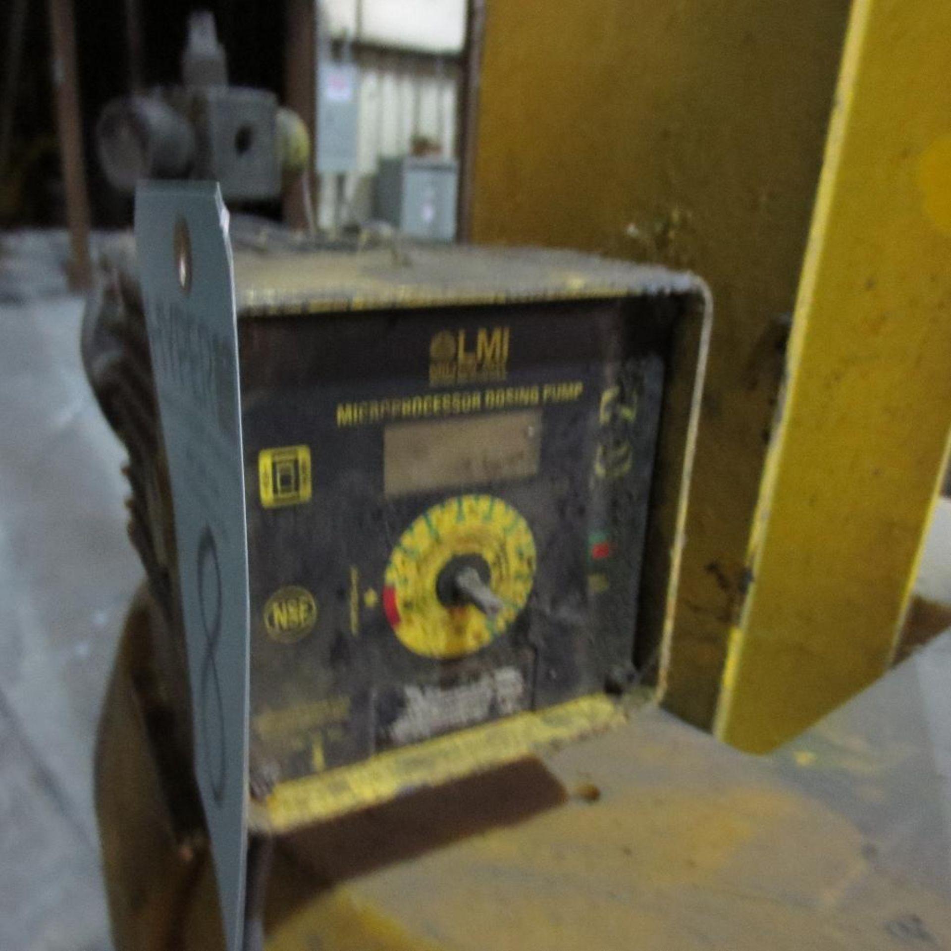 Lot 8 - LMI Microprocessor Dosing Pump