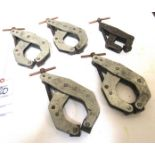 (5) Kant Twist Clamps