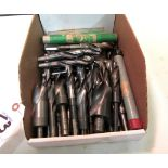 Assorted Silver & Deming Drills