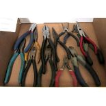 Assorted Wire Snips