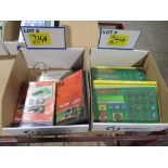 LOT ASST. 2-PC TIGER STOP DIGITAL CONTROL W/ SOFTWARE (2 BOXES)