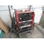 LINCOLN ELECTRIC IDEALARC 250 STICK WELDER, S/N C1000200386
