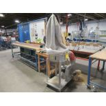 STEEL CITY 65200 1200 CFM 1.5HP PORTABLE DUST COLLECTOR