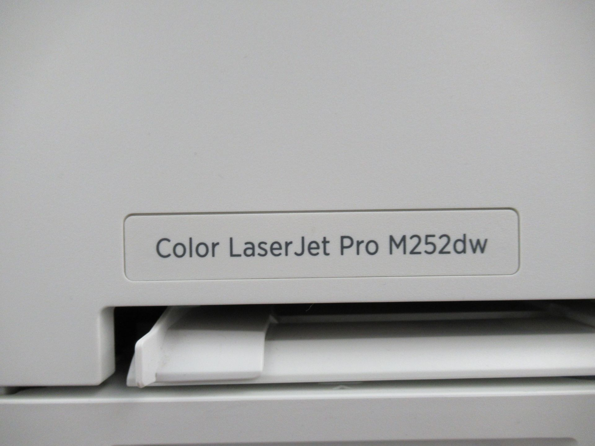 Lot 6222 - HP COLOUR LASERJET PRO, M252DW PRINTER/COPIER (REUTER)