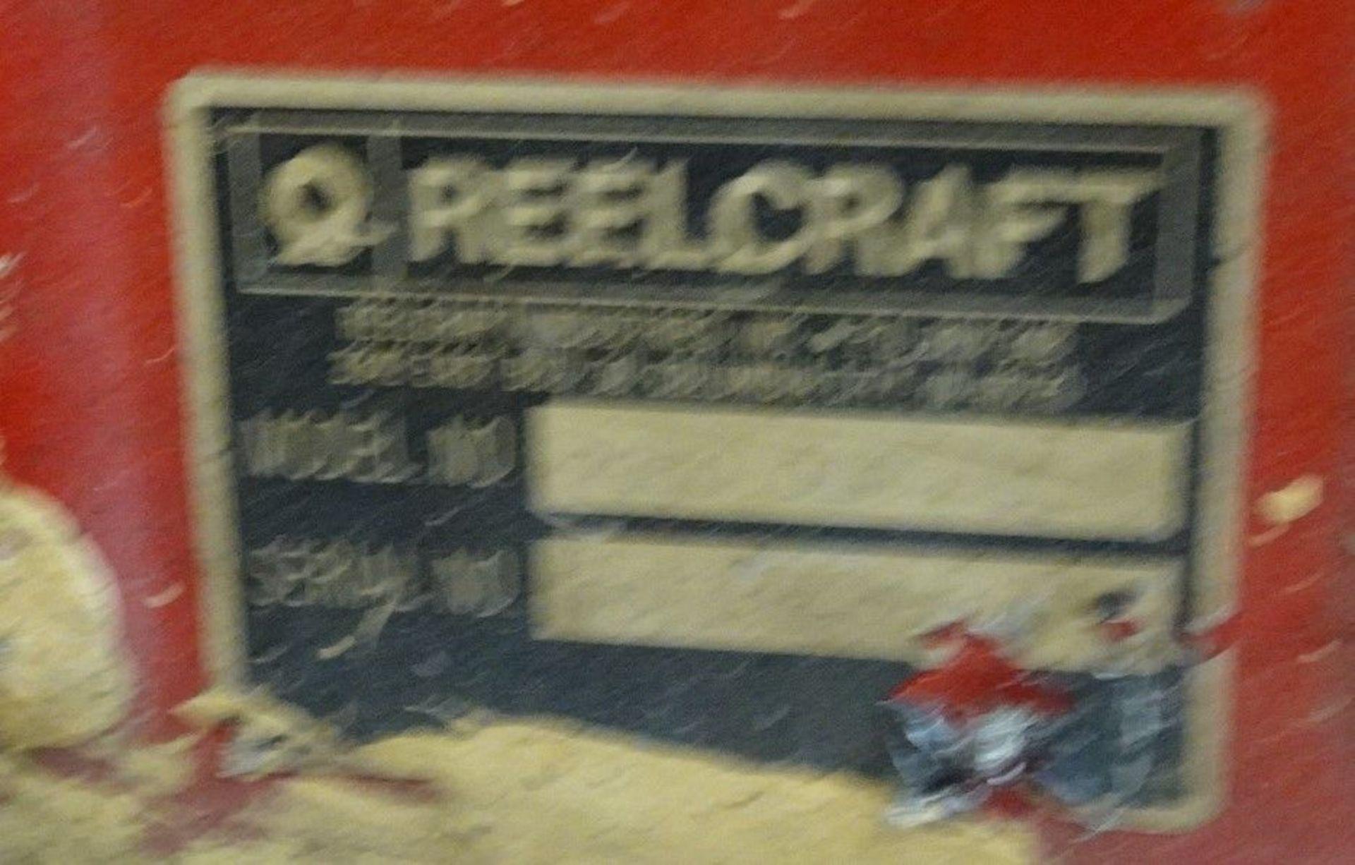 Lot 14 - REELCRAFT HOSE DISPENSER REEL