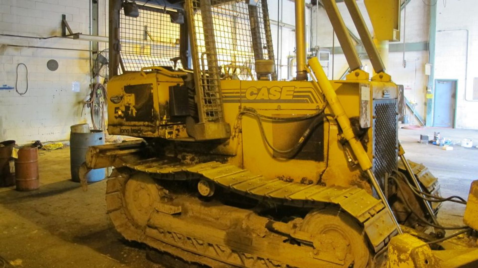 Lot 2 - CASE 5S0G, LONG TRACK DOZER, JJG0215496 (NEEDS REPAIR)