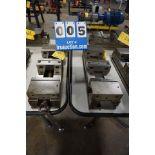 "Lot 5 - KURT 6"" PRECISION MACHINE VISES, NO HANDLES (Location: 903 Blue Starr, Claremore, OK 74017)"