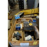 Lot 45 - FOXBORO FLOW METER & ACCESSORIES, MDL:T MT 25-SEAT BION-AB (Location: 903 Blue Starr, Claremore,