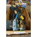 Lot 14 - DEMAG 1 TON CHAIN HOIST, TYPE: PRO W/ PENDANT CTRL (Location: 903 Blue Starr, Claremore, OK 74017)