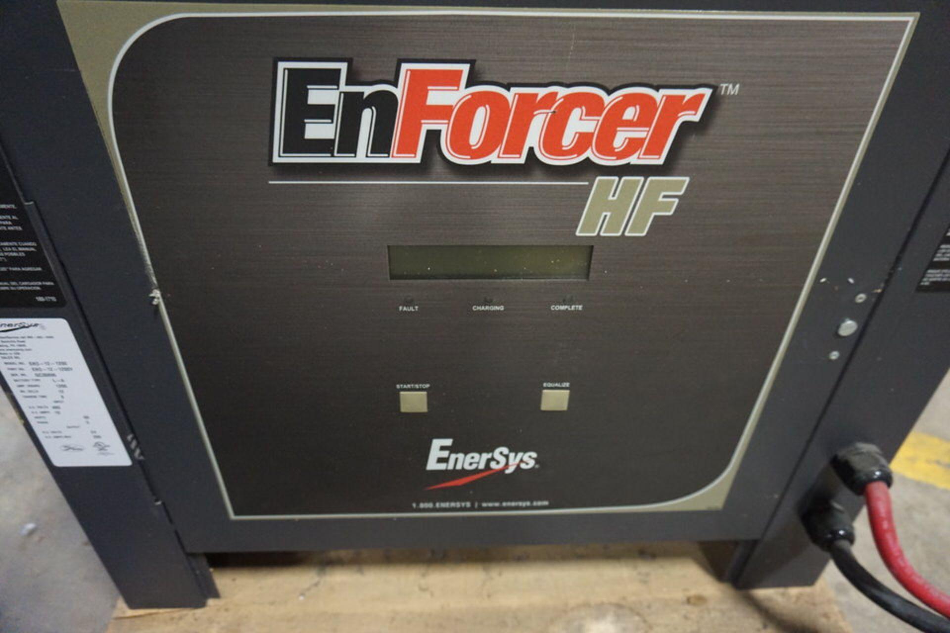 Lot 28 - ENFORCER ELEC BATTERY CHARGER MDL:EH3-12-1200, 24V (Location: 903 Blue Starr, Claremore, OK 74017)