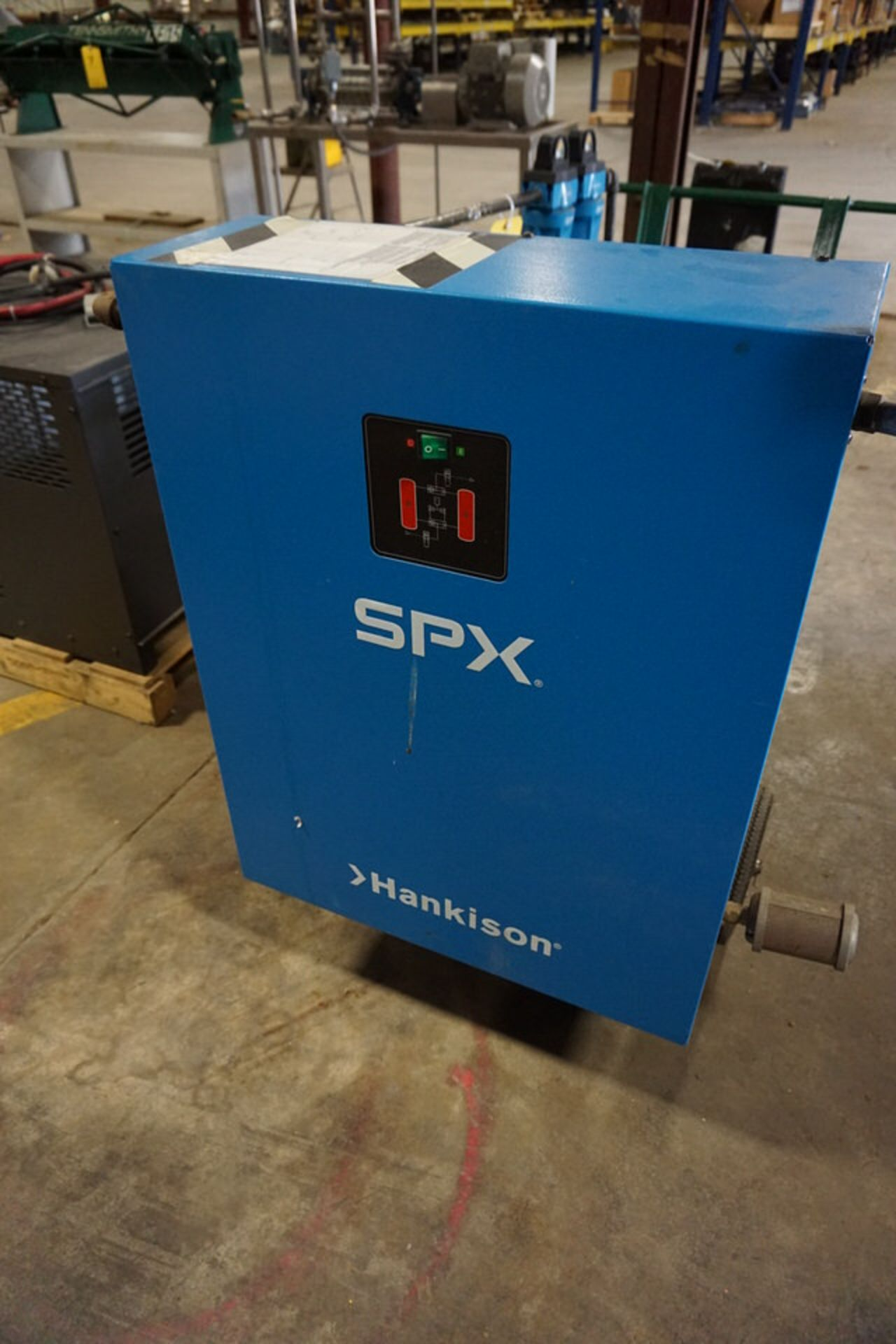 Lot 27 - ROLAIR PORTABLE AIR COMPRESSOR, MDL: 5230K30-0095, 5HP (Location: 903 Blue Starr, Claremore, OK
