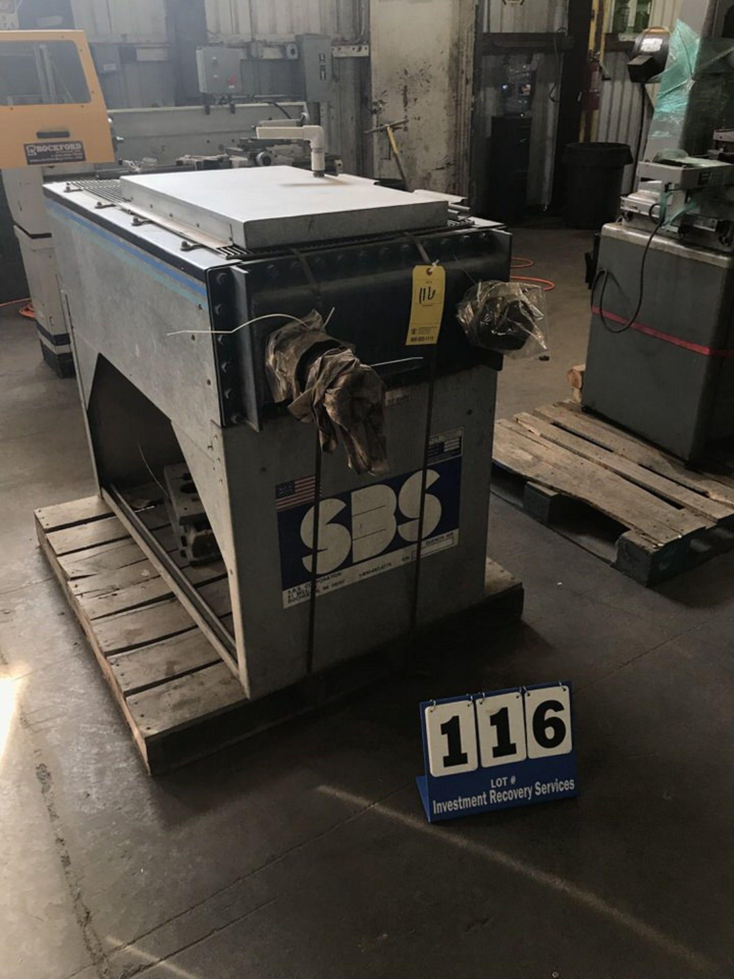 Lot 116 - SBS 2044-Q-4 Fan Unit (LOCATION: 3421 N SYLVANIA, FT WORTH, TX, 76111)