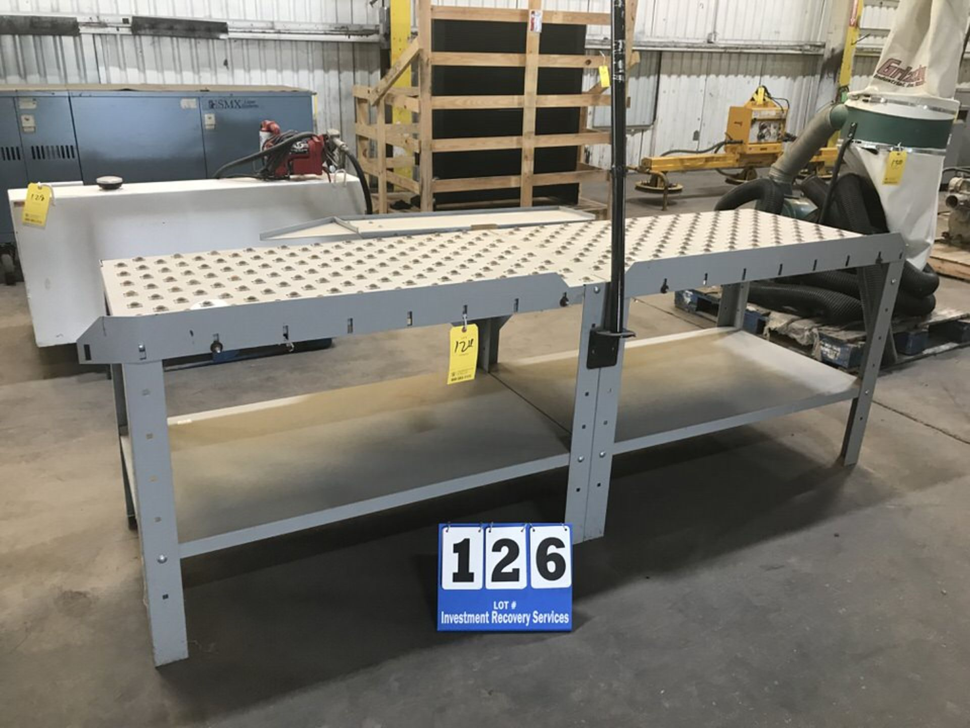 Lot 126 - Misc Conveyor (LOCATION: 3421 N SYLVANIA, FT WORTH, TX, 76111)