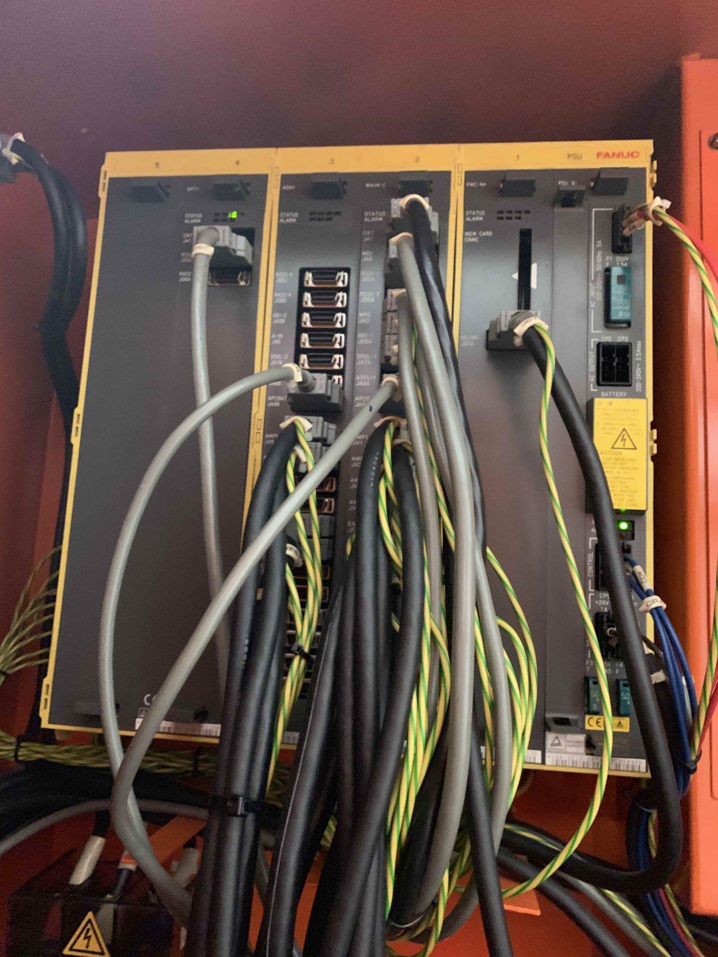Lot 104F - KITAMURA MYCENTER HX300 HORIZONTAL MACHINING CENTER