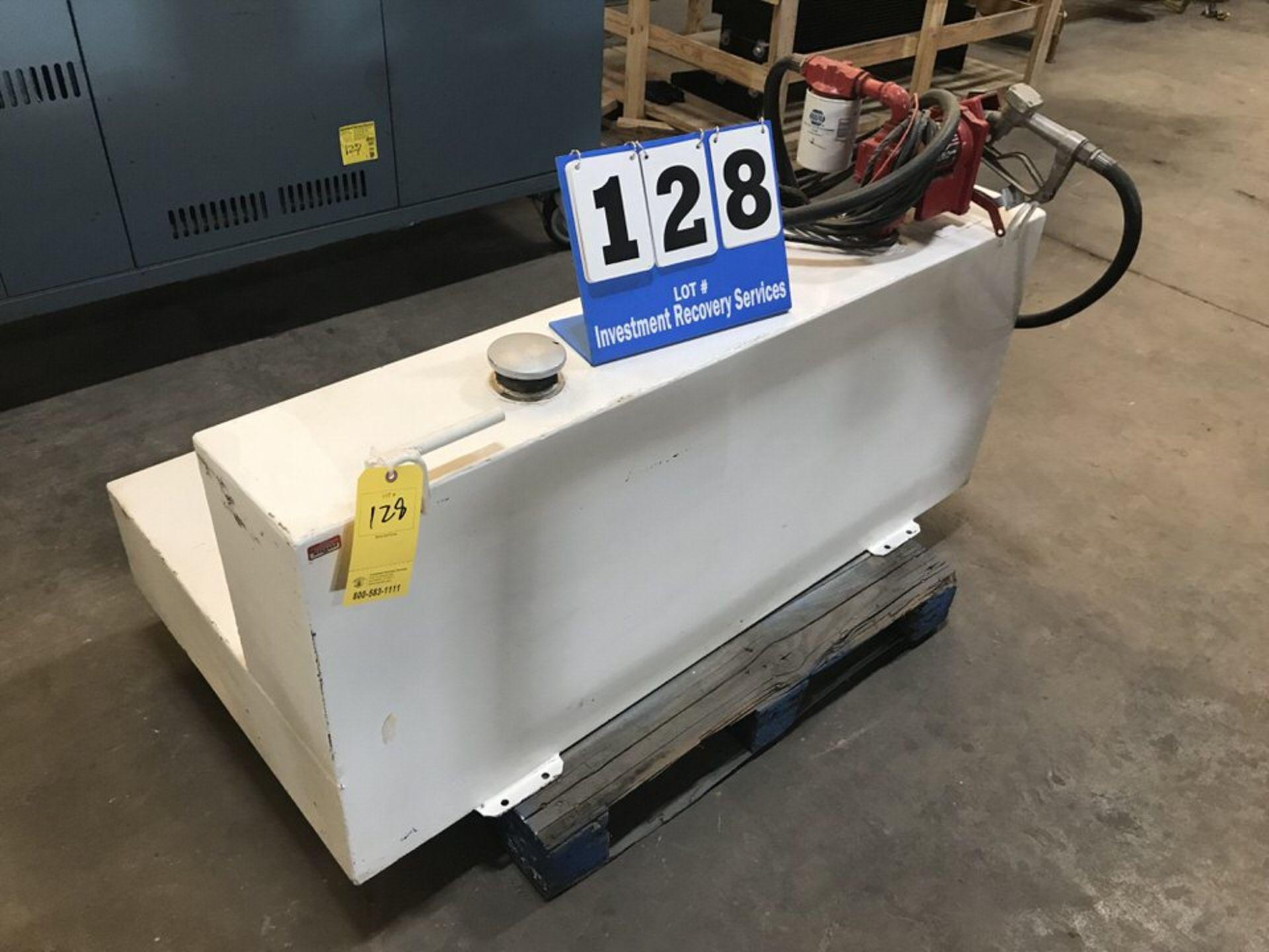 Lot 128 - Truck Gasoline Pump (LOCATION: 3421 N SYLVANIA, FT WORTH, TX, 76111)