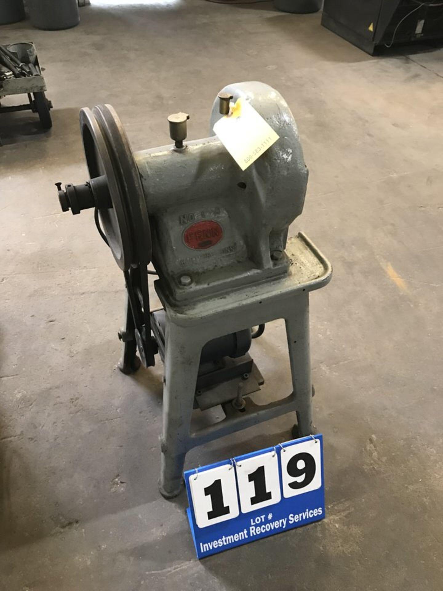 Lot 119 - Fen #1A Grinder (LOCATION 1: 3421 N SYLVANIA, FT WORTH, TX, 76111)