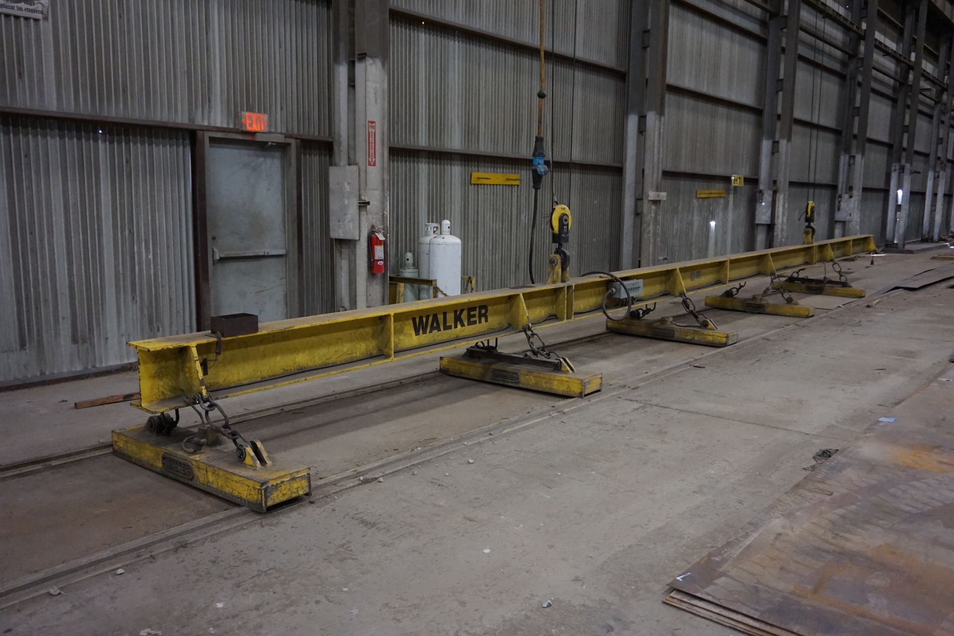 Lot 103 - WALKER MAGNETIC SHEET LIFTER (FORT WORTH, TX)