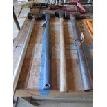 Four Sledge Hammers