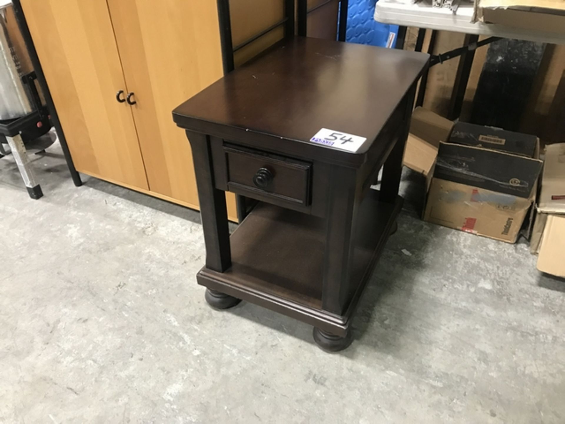 Lot 54 - SIDE TABLE