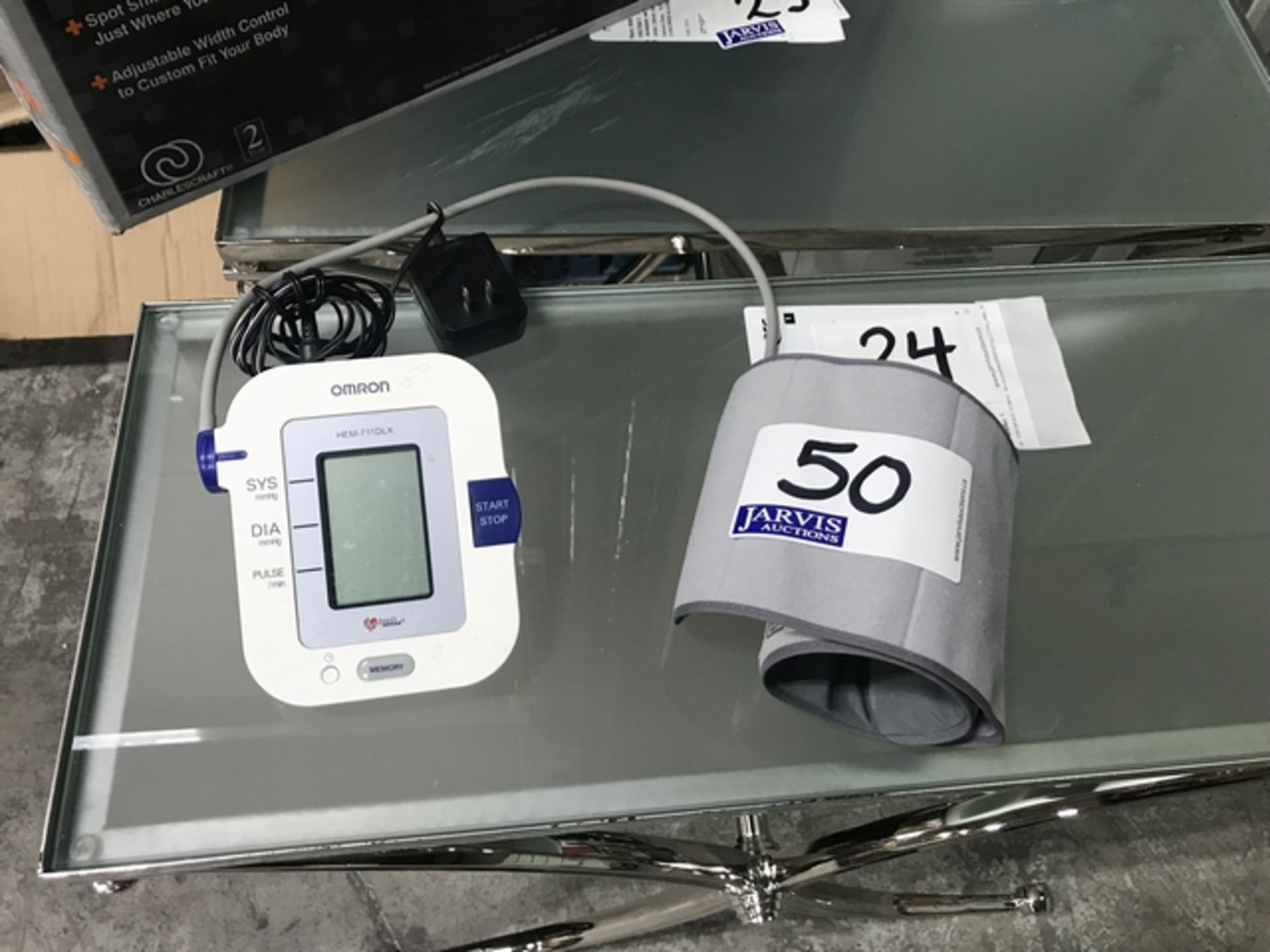 Lot 50 - BLOOD PRESSURE MONITOR