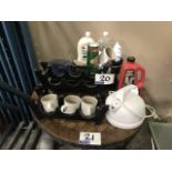 Lot 20 - KITCHEN SUPPLIES