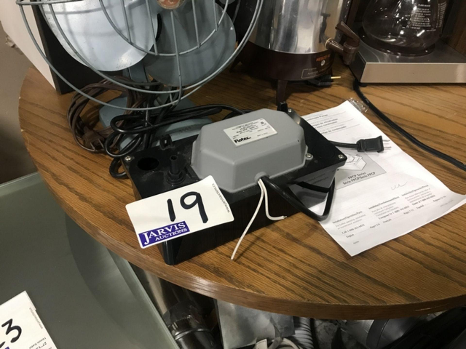 Lot 19 - FLOTEC CONDENSATE PUMP
