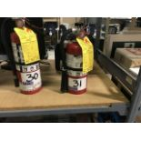 Lot 31 - FIRE EXTINGUISHER