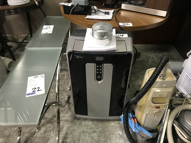 Lot 14 - COMMERCIAL COOL PORTABLE AIR CONDITIONER