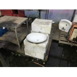 Lot 61 - 5 NEW UNDER COUNTER SINKS
